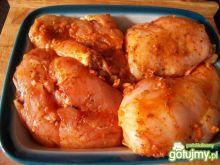 Pikantne piersi z kurczaka wg agabi