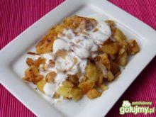 Pikantne podsmażane ziemniaki