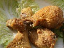Pikantne udka kurczaka - ayam goreng
