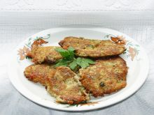 Pikantne ziemniaczane placki z sardynką w oleju