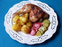 Pikantny kurczak