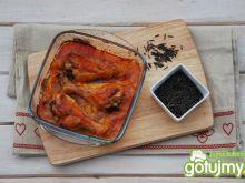 Pikantny kurczak w tajskim sosie