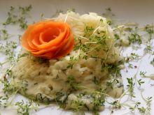 Pikantny sos koperkowo-rzeżuchowy