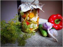Domowe pikle warzywne