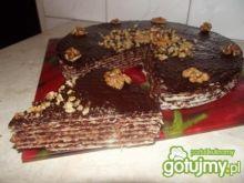 Pischinger - austryjacki tort andrutowy