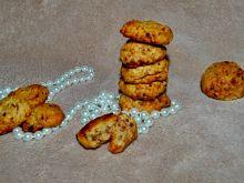 Piwne ciasteczka z czekoladą
