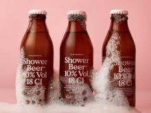 Piwo do picia pod prysznicem!