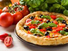 W jakiej temperaturze piec pizzę?