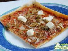 Pizza a la Grecja