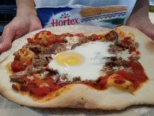 Pizza a la portuguesa