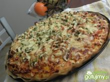 Pizza confetti