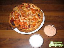 pizza dla karmiącej mamy