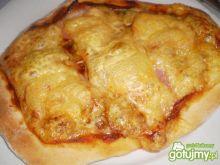 Pizza Domowa ala Sis z sosem domowym