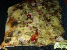 Pizza domowej roboty Ani i Pawła