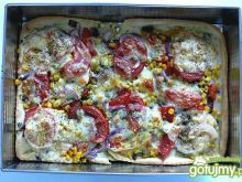 Pizza ekonomiczna