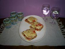 Pizza - kromki