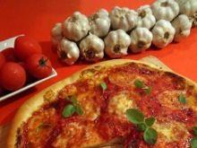 Pizza margerita według Mychy
