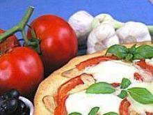 pizza margherita:)