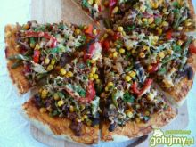 Pizza meksykańska