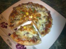 Pizza na chińską nutę