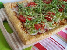 Pizza na francuskim spodzie