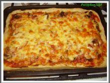 Pizza na szybko Pocztylionka:)