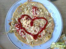 Pizza naleśnikowa