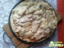 Pizza Pauli  na cienkim cieście
