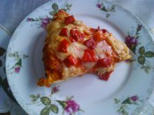 Pizza piwna z chilli