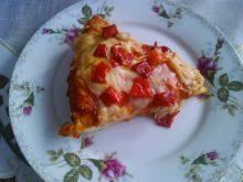 Pizza piwna z chilli