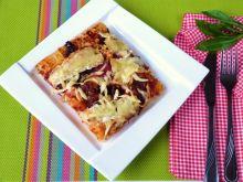Pizza pszenno-gryczana