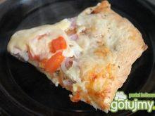 Pizza śmieciuszka w kilka minut
