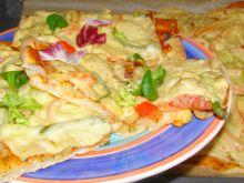 Pizza szybka, smaczna, łatwa