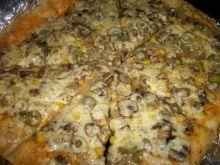 Pizza wegetariańska wg. Zub3r'a
