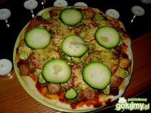 Pizza z cukinią wg Mysiuni
