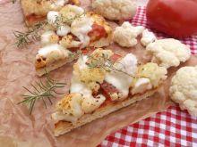 Pizza z kalafiorem