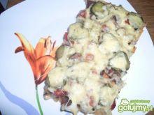 Pizza z ogórkiem wg ewasng