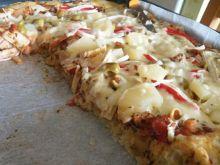 Pizza z surimi