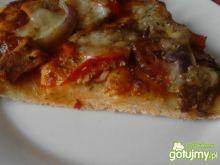 Pizza z szynką i mozzarellą Zub3r'a