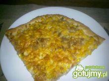 Pizza z tuńczykiem 2