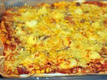 Pizza z tuńczykiem