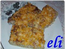 Pizza ziołowa Eli z tuńczykiem