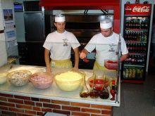 Pizzeria na Barskiej w Warszawie