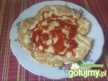 Placek ala pizza