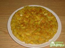 Placek jajeczno - ziemniaczany