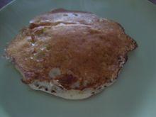 Placki naleśnikowe typu pancakes