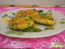 Placki Quinoa z warzywami