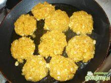 Placki ryżowe z serem.