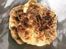 Placki tortilli bazyliowo-pomidorowe