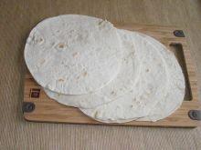 Placki tortilli - na mleku